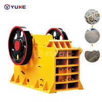 The crushing production line equipment